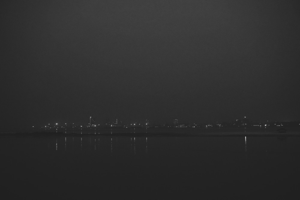 kinshasa at night