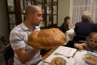 rosh ben bread