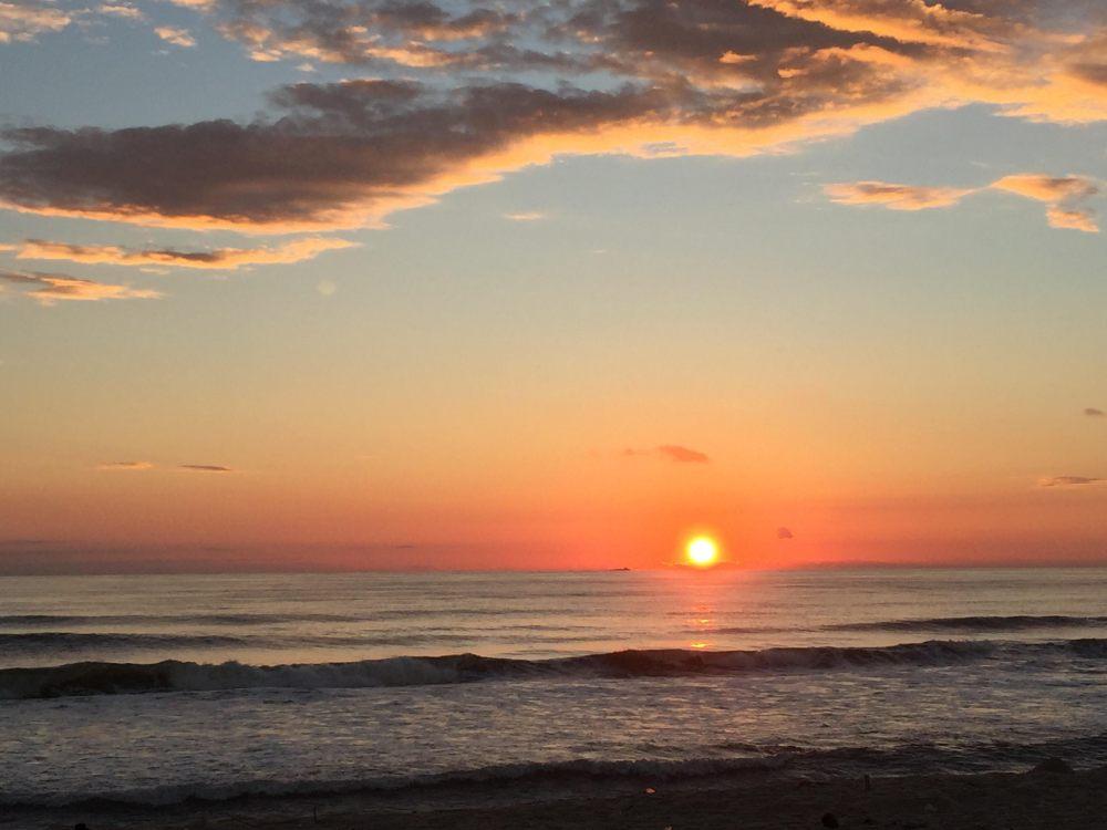 pnr sunset