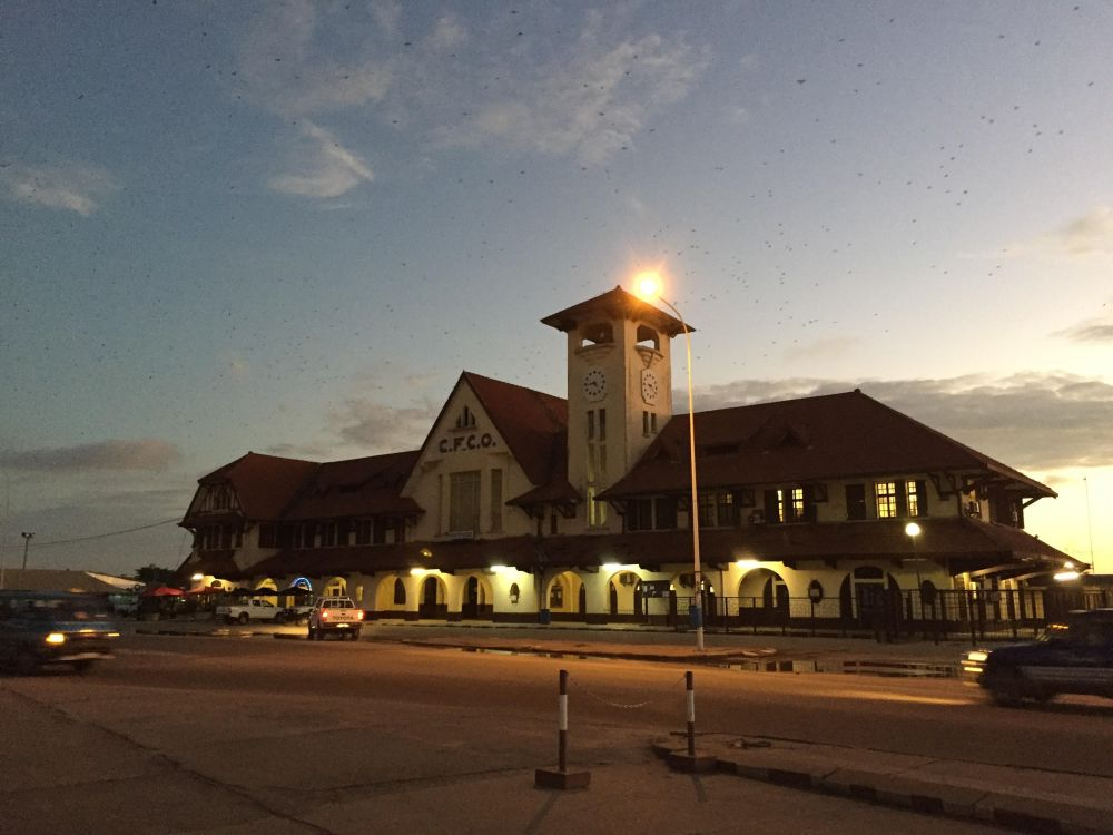 pnr train station