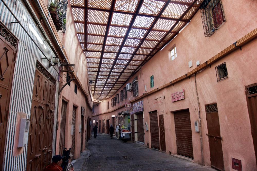 marr street