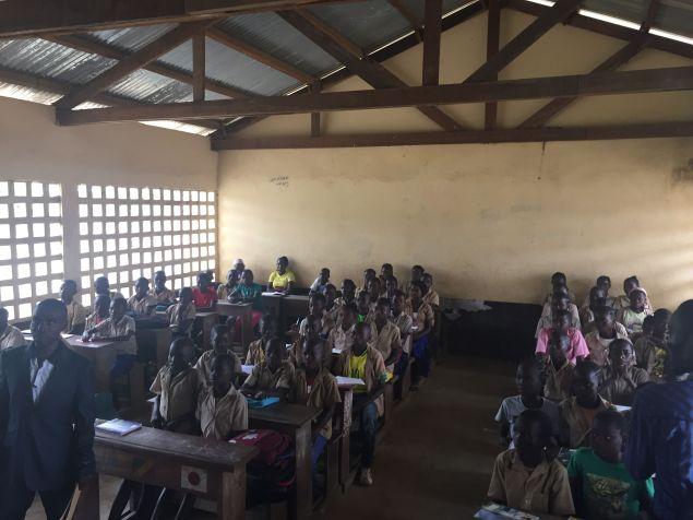 School in Ipkengbele